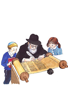 rav with kids