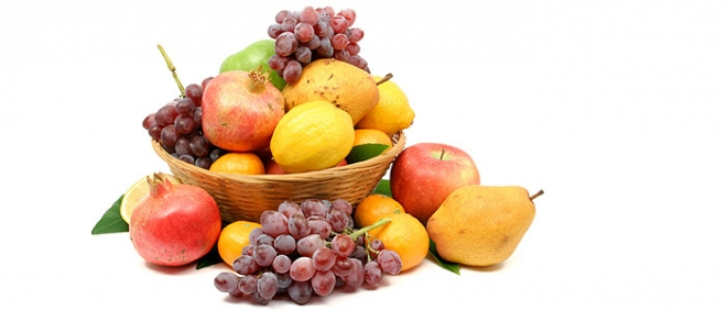 Les fruits d'Israël